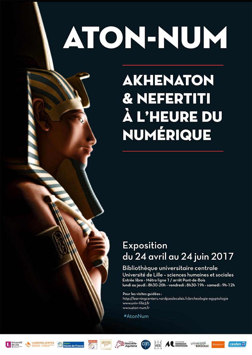 L'exposition Aton Num à Lille