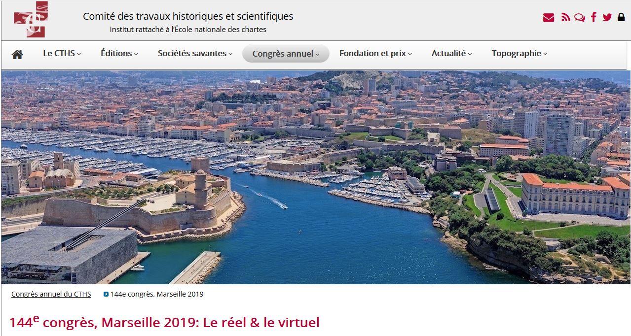 Les 9 Et 10 Mai à Marseille 2019 : Le Réel & Le Virtuel