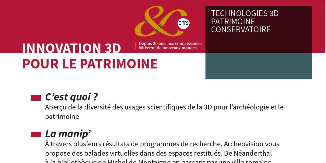 80 Ans Du CNRS – Michel Ange