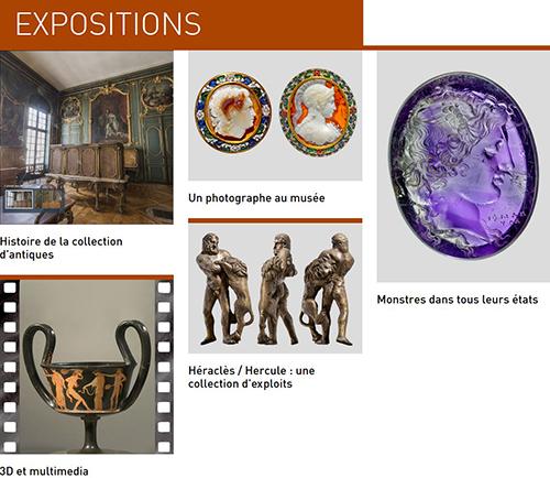 Exposition Virtuelle Au Cabinet Des Médailles