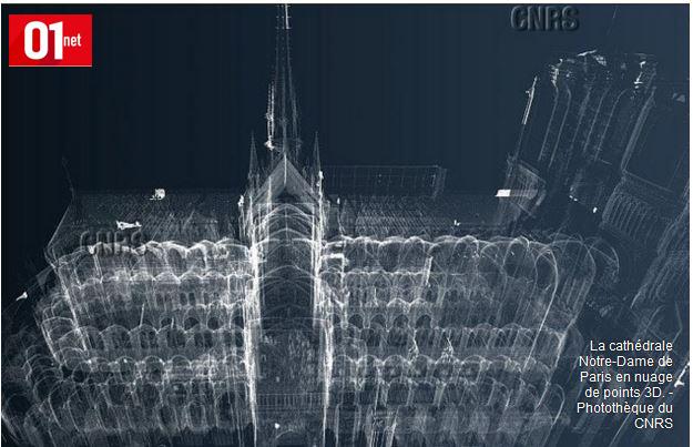 01.net Et Notre Dame De Paris